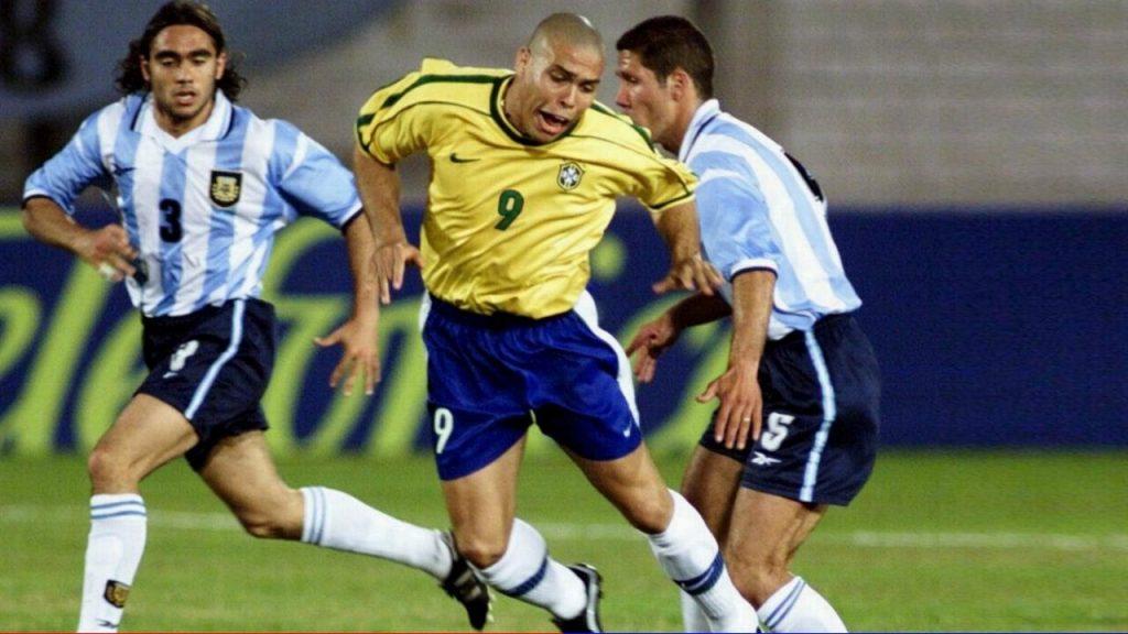 Brazils vs Argentina