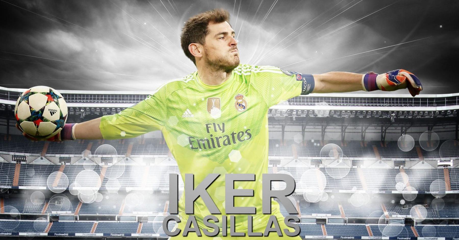 Iker Casillas Biography | Family | Career | Net Worth - Sportslibro.com