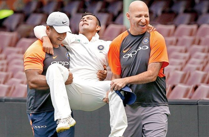 Prithvi Shaw Likely To Return For Melbourne Test - sportslibro