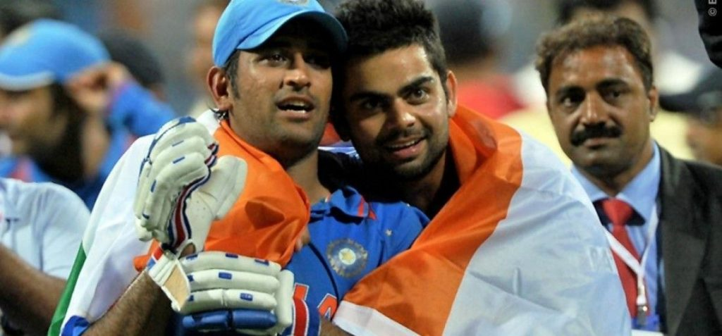 Cricketers who are successful because of Dhoni
