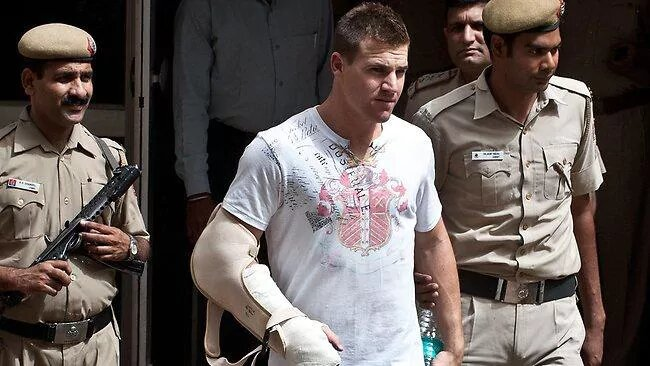 arrested during IPL