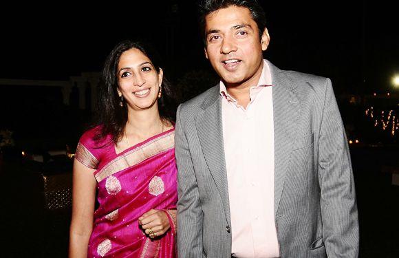 Ajay Jadeja Wife