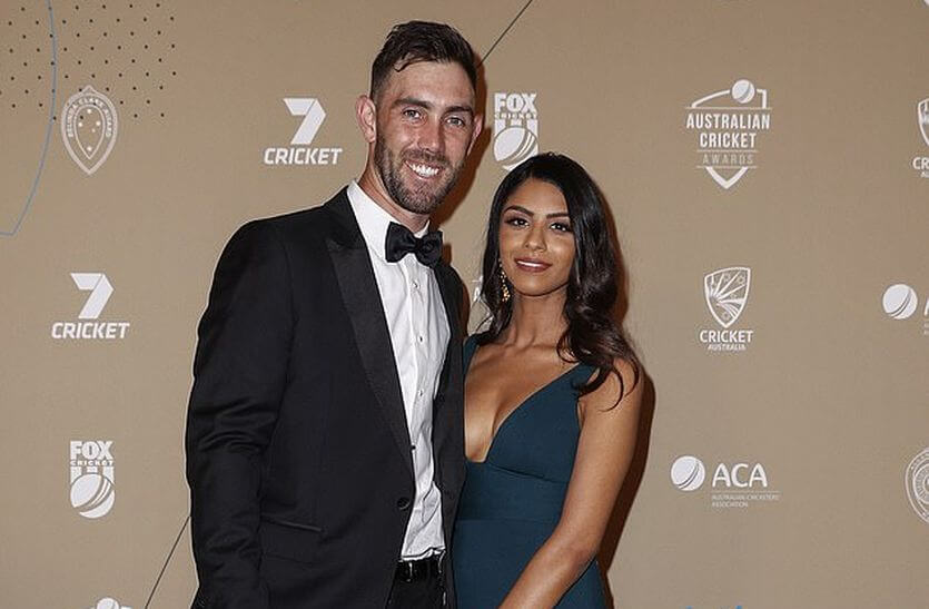 Glenn Maxwell Girlfriend