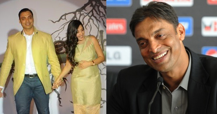 Shoaib Akhtar Wife