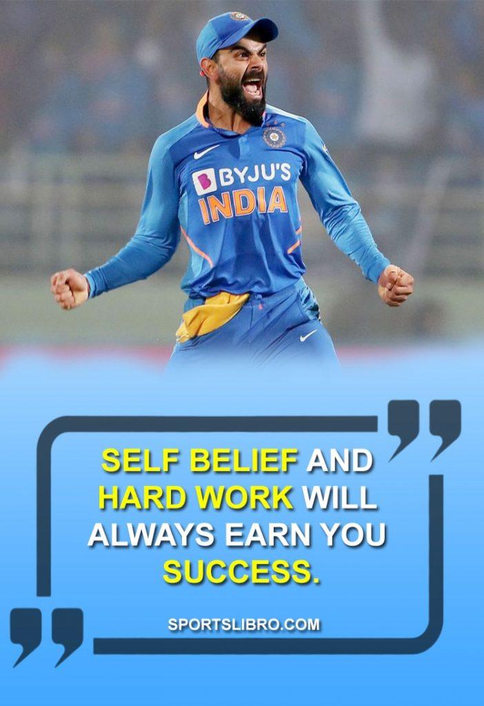 Virat Kohli Quotes