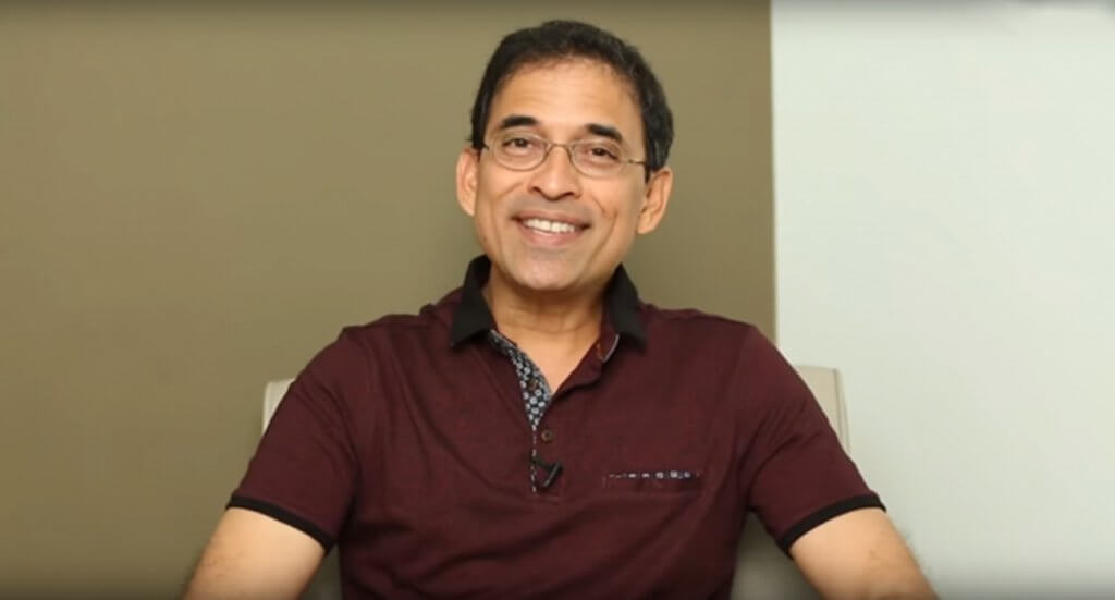 Harsha Bhogle Biography