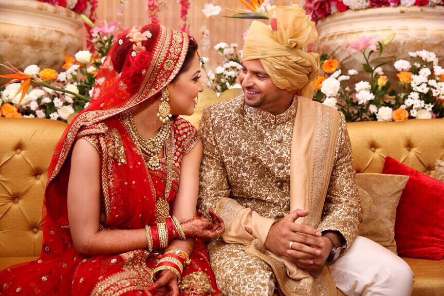 Suresh Raina wife
