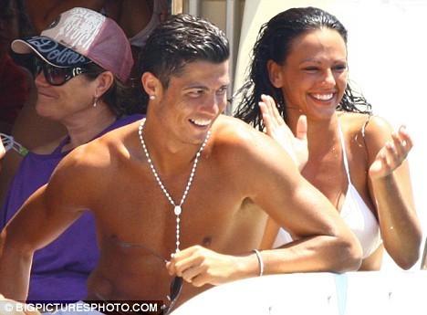 Cristiano Ronaldo Girlfriends